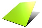 Салатовый (FL-green-2)